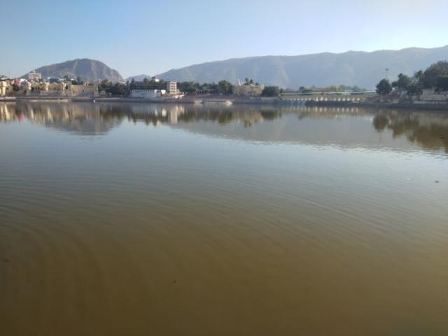 Pushakarni Lake- Pushkar