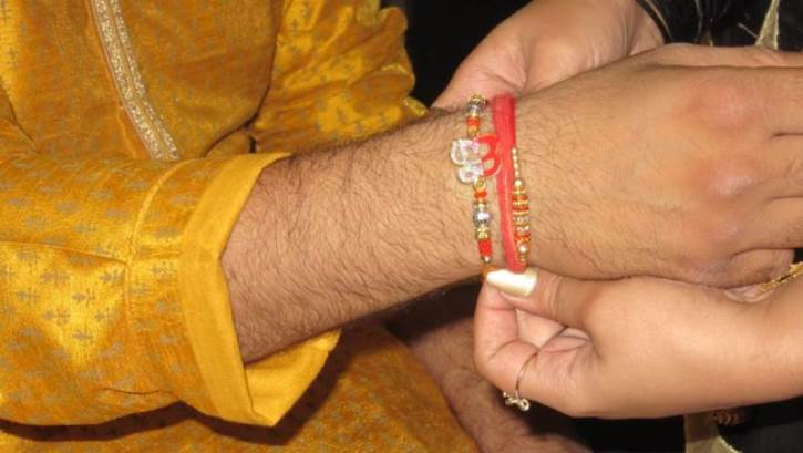 Rakshabandhan: A Divine Brother-Sister Bond