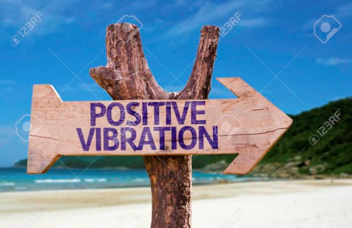 Law Of Attraction - Positive Vibration
