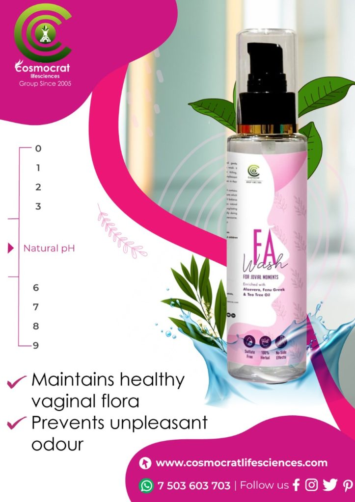 Dermatologically & Gynaecologically Tested