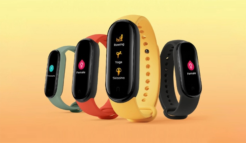 Fitness bands for men in 2021