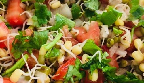 Sprouts a balanced diet food for weight loss - Nutrient-Rich Food