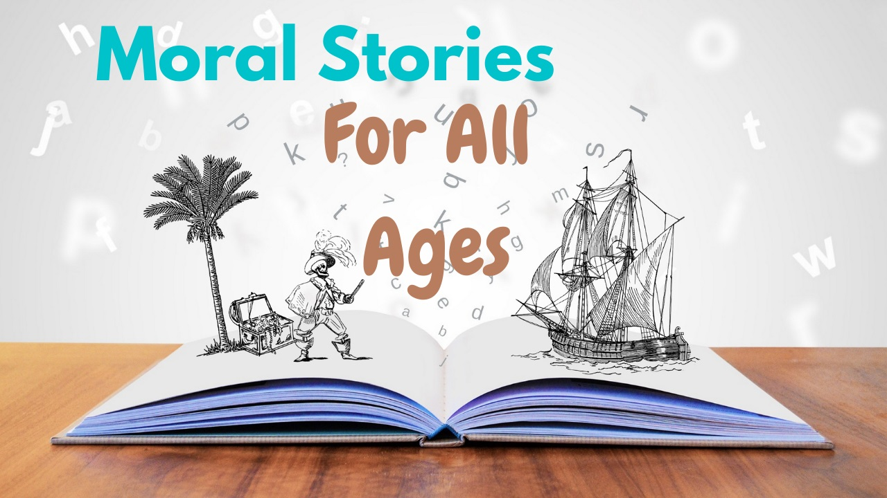 Short Moral Stories In English - The Hare & The Tortoise, Ugly Duckling