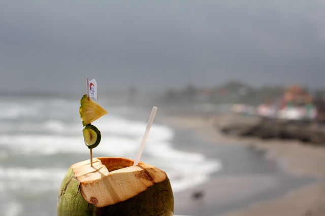 Coconut Water - Cool and Cold things to eat in summer, Summer foods